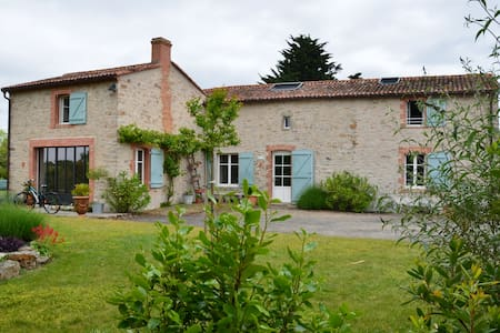 Chambres chez habitant - Saint-Hilaire-de-Clisson