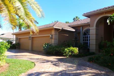 Villa Aqua - Cutler Bay - Casa