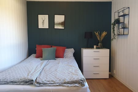 Room in modern house