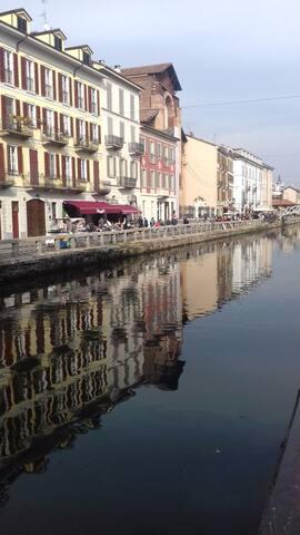 Navigli Milano.......