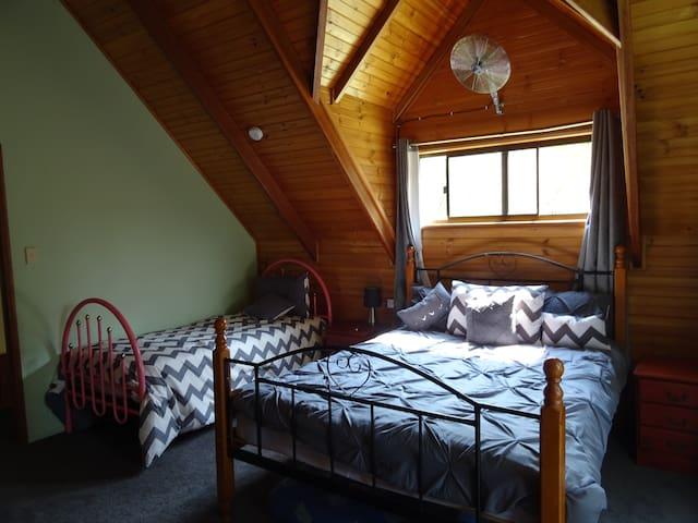 Bedroom #3 Upstairs