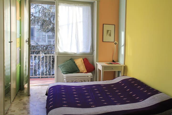 cozy apartment in convenient area - Milano - Daire