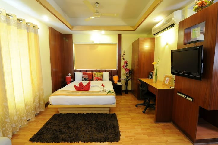 Suite Room in Service Apartment in Koramangala