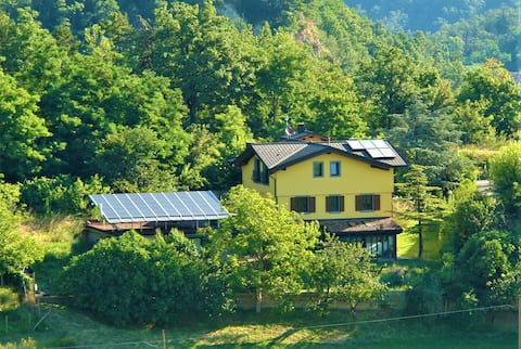 lejlighed i grizzana, bolognese Apennines