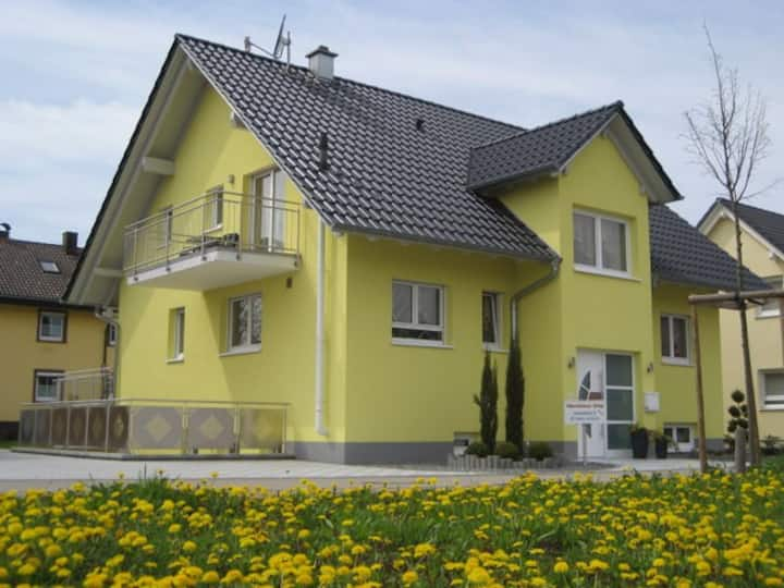 Pension Sieg/ Apartment Südseite