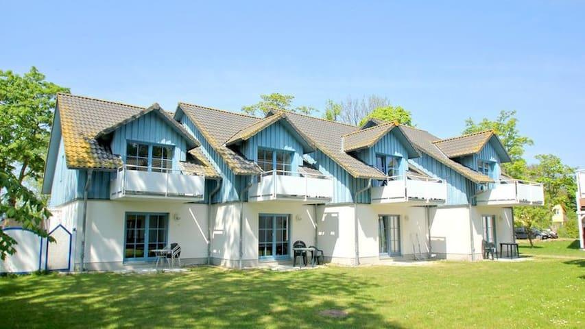 Ferienresidenz Kap Arkona Wohnung 14 - Putgarten
