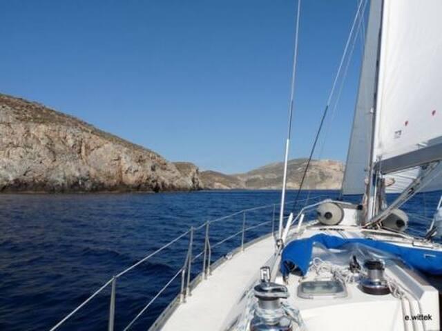 Sailing Yacht GALAXY III