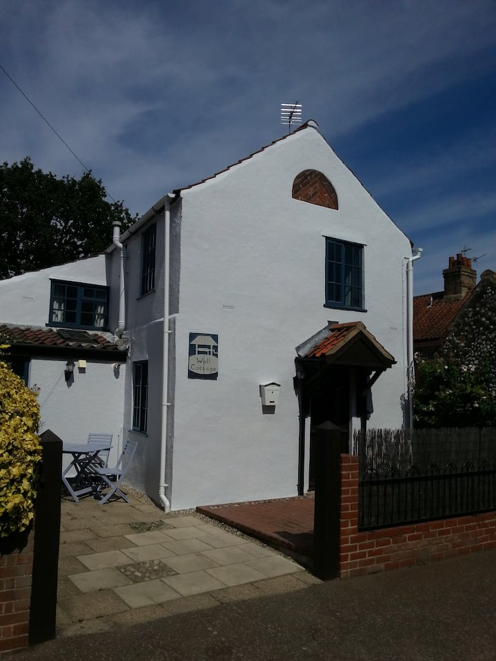 Well Cottage Holt Norfolk