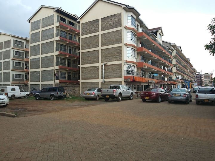 Thika rd one bedroom apartment