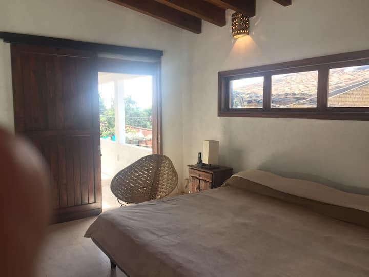 Preciosa casita rústica. Tepoztlan, Pueblo Mágico.