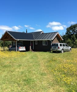 Casa completamente equipada en Puyehue