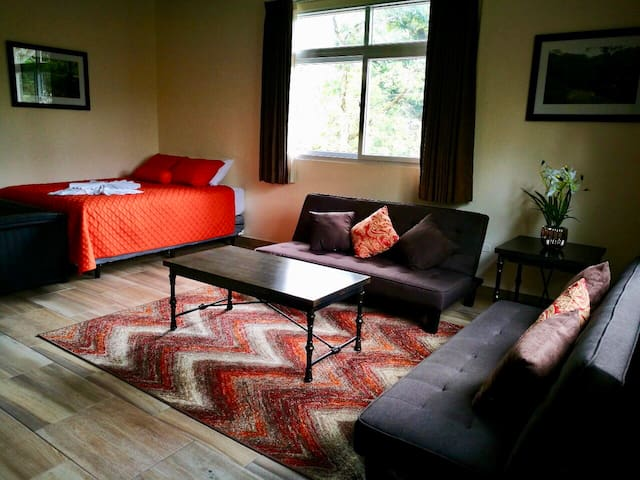 Suite 2 La Villa, Lanquin