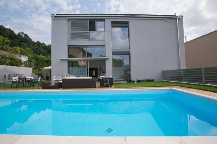 Noranco Moderna - Montagnola - Villa
