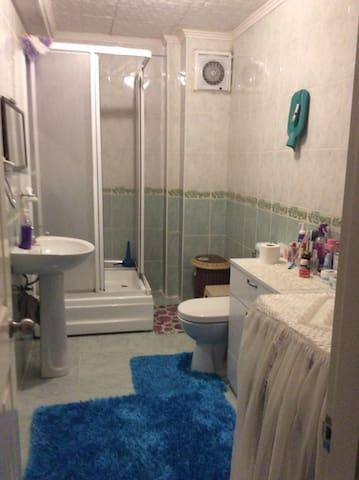 Eskişehir'de merkeze çok yakın temiz daire/ev/oda - Tepebaşı - Huoneisto