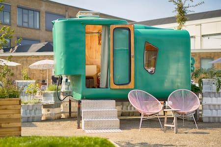 Culture Campsite - Little Pea