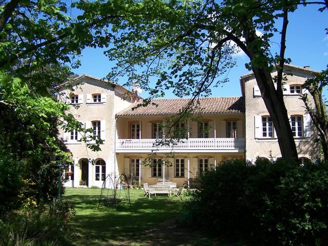 B&B de charme dans le Lauragais - Vaudreuille