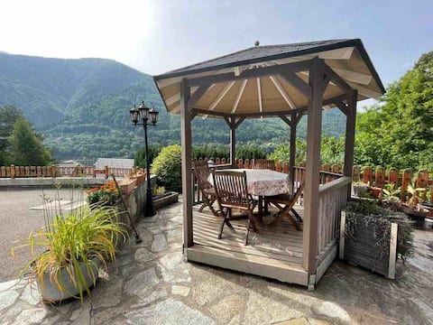Nice Cottage with magnificent views and private terrace