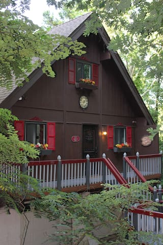 The Cuckoo Chalet - Harpers Ferry