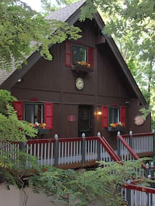 The Cuckoo Chalet - Harpers Ferry - Cabin