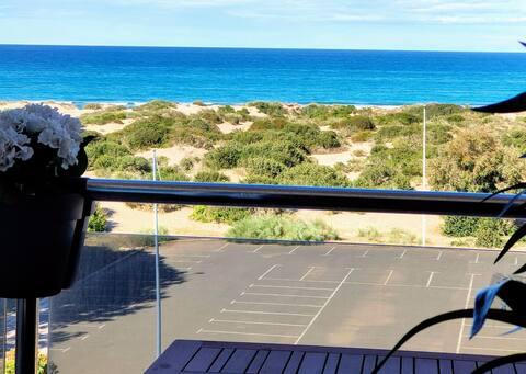 Appartement vue sur mer sans vis à vis