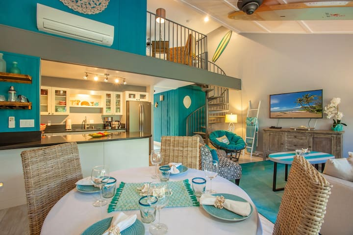 Premium Remodeled South Shore Condo Steps From the Beach - Koa Resort 3M