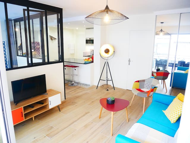 Sublime appartement à 100m de la Croisette