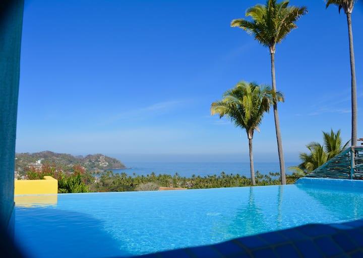 """2 room Apart Villa Los Corales, """"PAROTA"""" 3 Beds"""