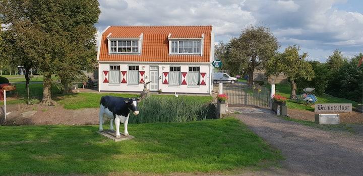 B&B BEEMSTERLUST  Westbeemster / De Rijp