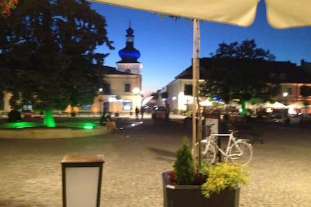 Apartament w śródmieściu - Krosno