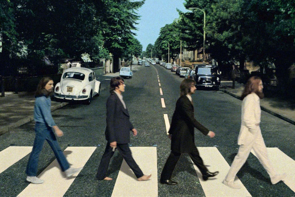 Located minutes away from the famous Abbey Road Studios