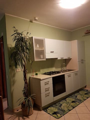 Apartment for travelers