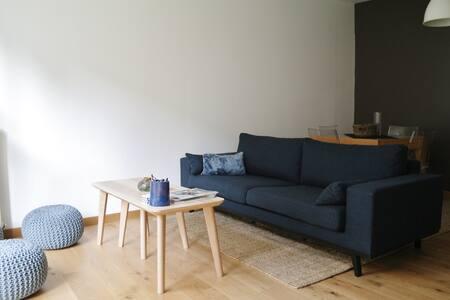 Appartement Cosy en plein centre avec jardin - Lorient