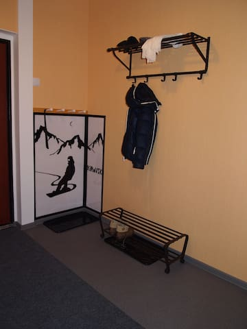 Чистая и уютная 1-а комнатная кв. - Kirovsk - Apartment