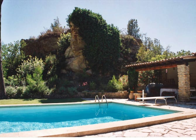 Beautiful and Quiet provençal house