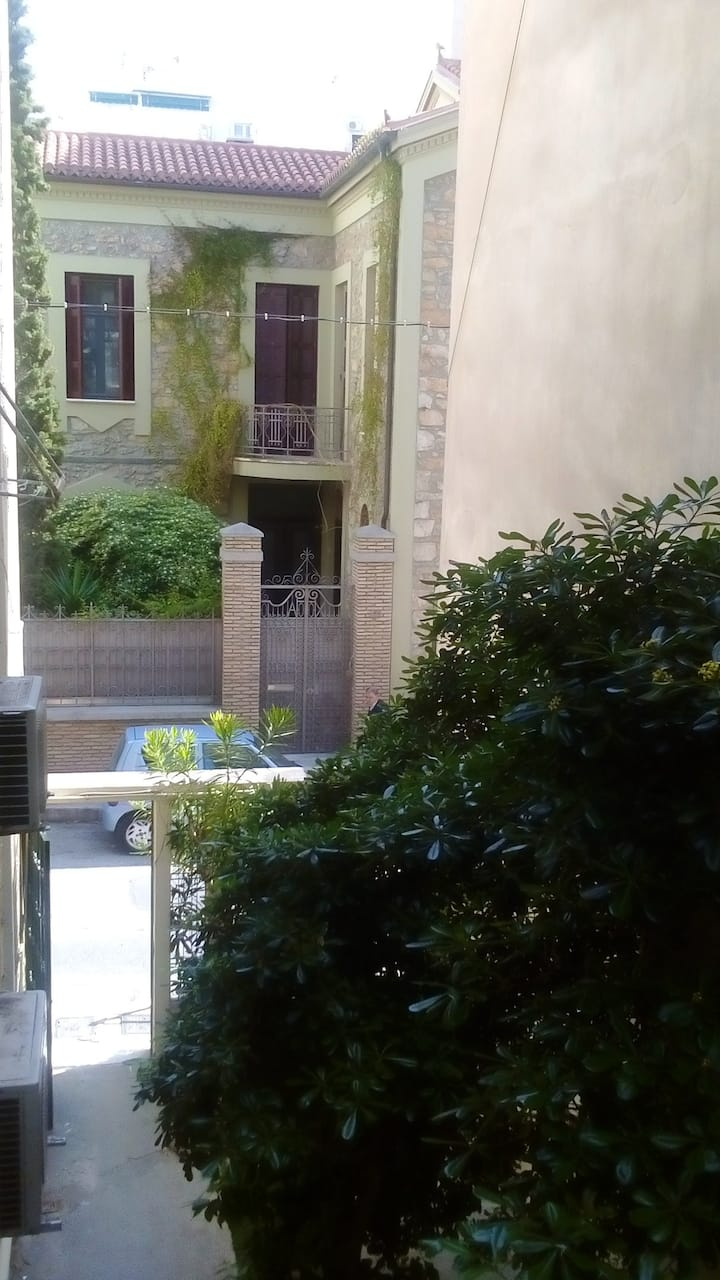 Apartment with one bedroom in Athina, with balcony and WiFi