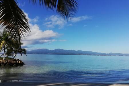 Accès privé plage + Tout Confort