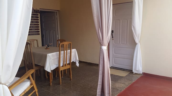 Casa Feliberto González (unique experience) WiFi