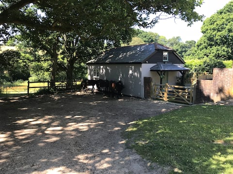 Arden Studio - New Forest Let with direct access