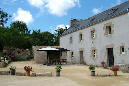 Grande maison - large farmhouse for a group - Ev