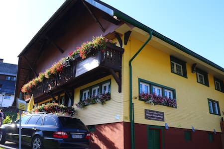 """Schwarzwaldhaus im sonnigen Todtmoos """"Tanne"""""""
