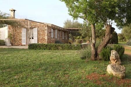 s ' ullastre casa de campo bucólica pastoril