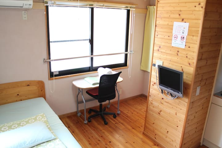 #211 Private Cozy Apt. in Tokyo