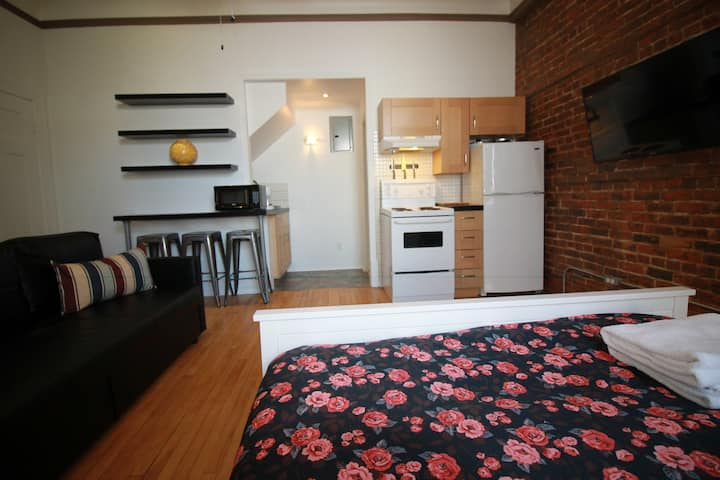 Cozy Apt Close To Montreal General Hospital and DT