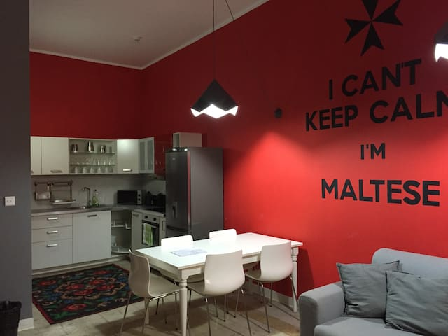 VALLETTASTAY - 60 SAINT MARK BASIC 2 BED APT
