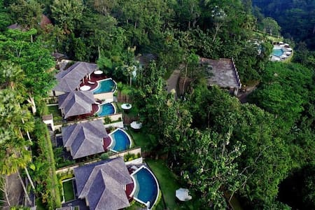 Romantic Serenity One Bedroom Private Pool Villa