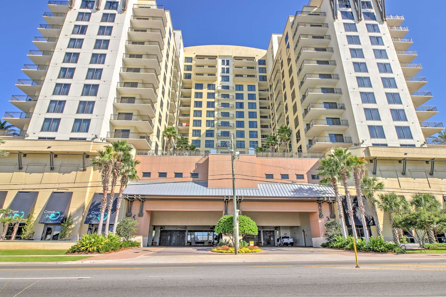 Have the ultimate Panama City Beach escape at this vacation rental condo!