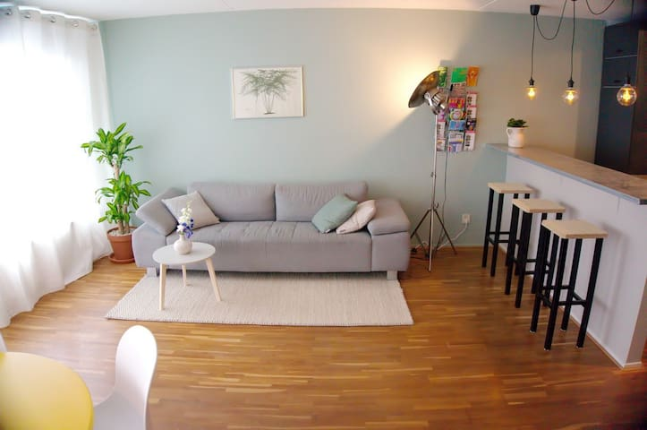 Bernie's Central Apartment - 's-Hertogenbosch - Apartament