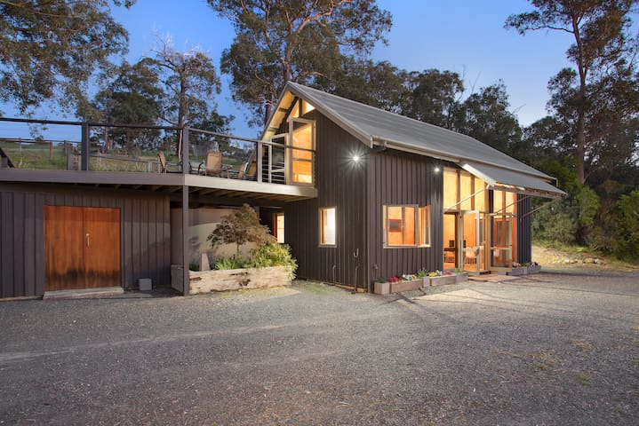 Fully self contained private retreat. - Smiths Gully - Casa