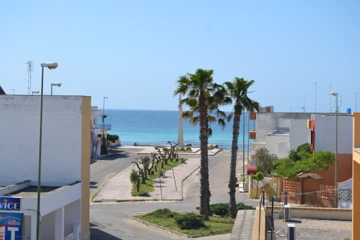 30 mt dal mare 2 app sup.torre lapillo salento - Torre Lapillo - Apartment