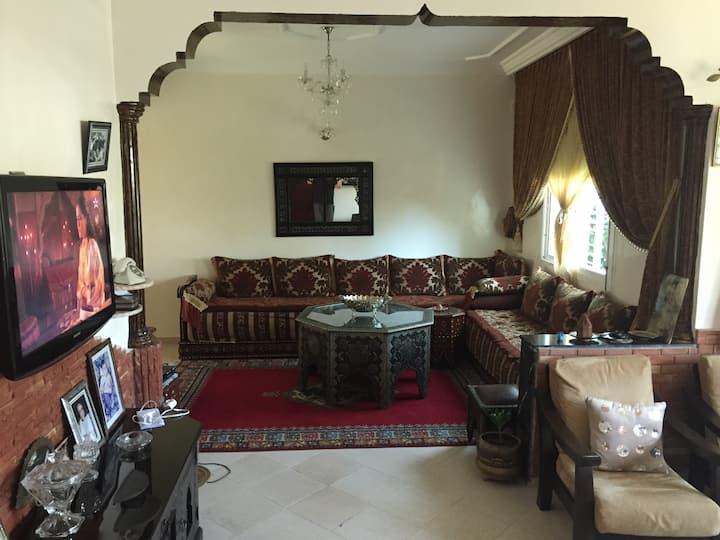 Villa harhoura
